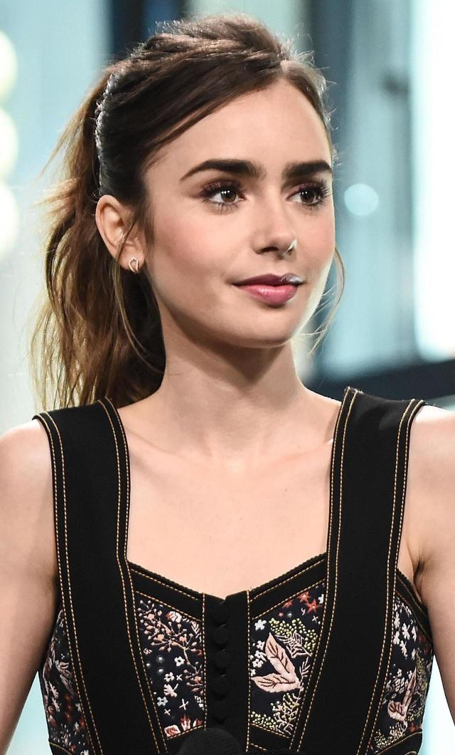 Lily Collins Beautifull