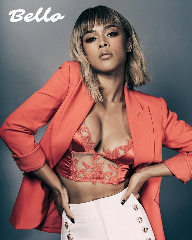 Serayah Sexy Pictures