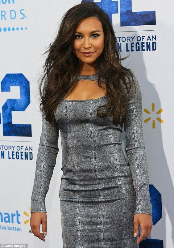 Naya Rivera Hot Photoshoot