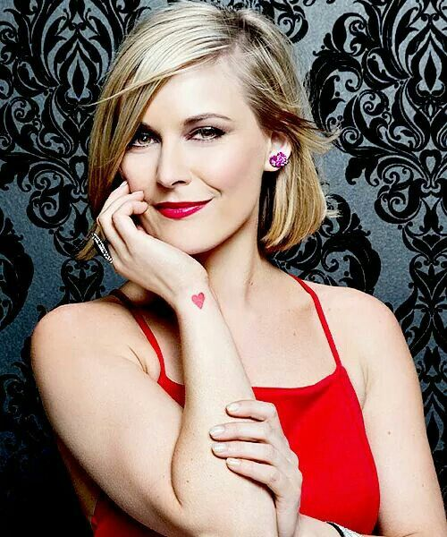 Renee Young Red Lips
