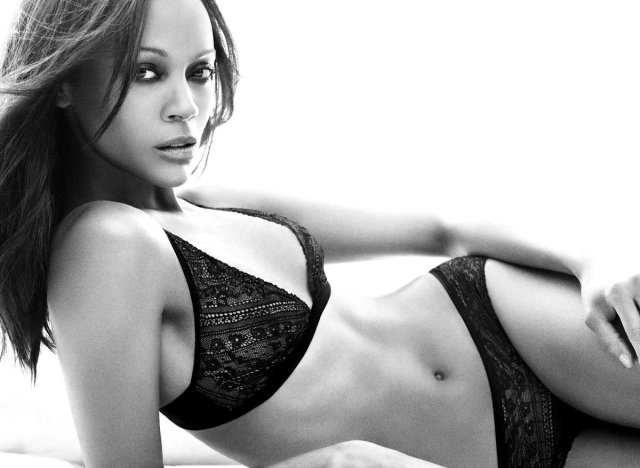 Zoe Saldana awesome pictures