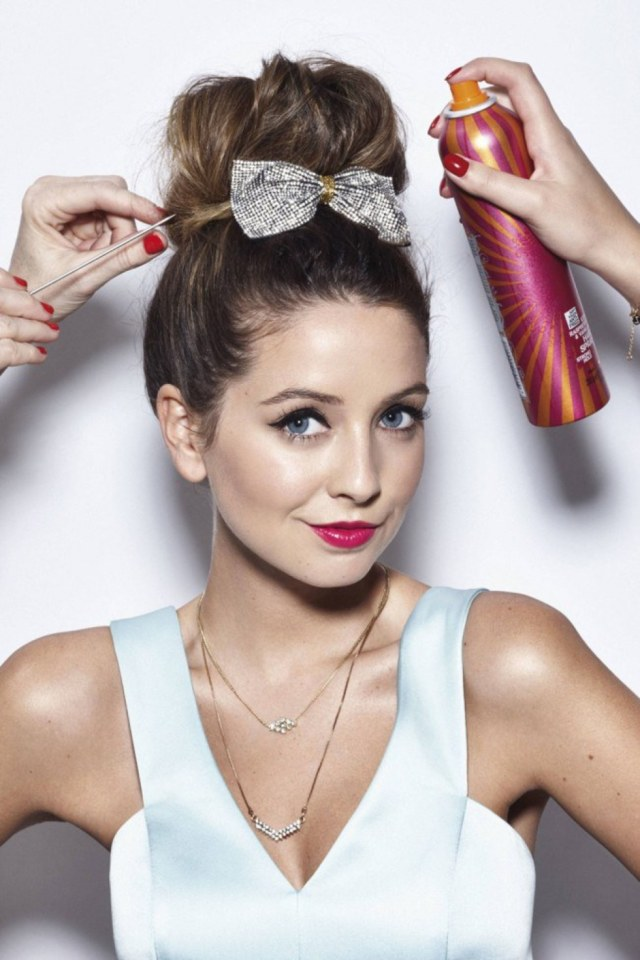 Zoe Sugg Hairstyle