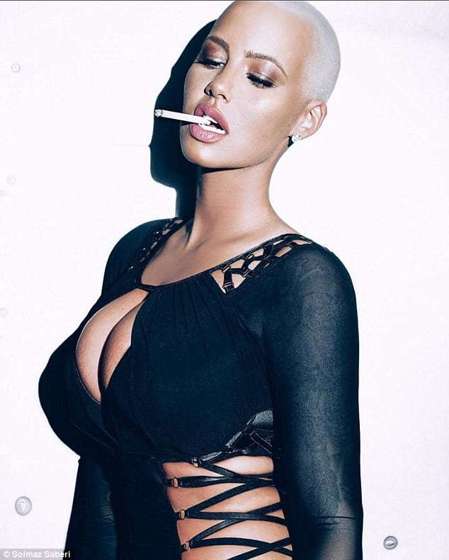 amber-rose hot pictures