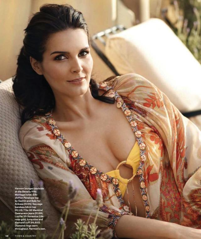 angie harmon awesome pic
