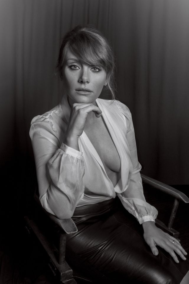 bryce dallas howard cleavages