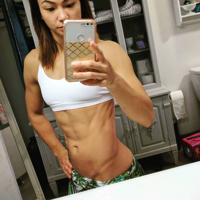 michelle waterson awesome