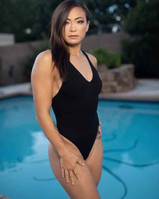 michelle waterson beautiful pictures