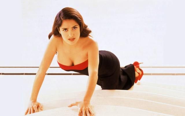 salma hayek awesome ass