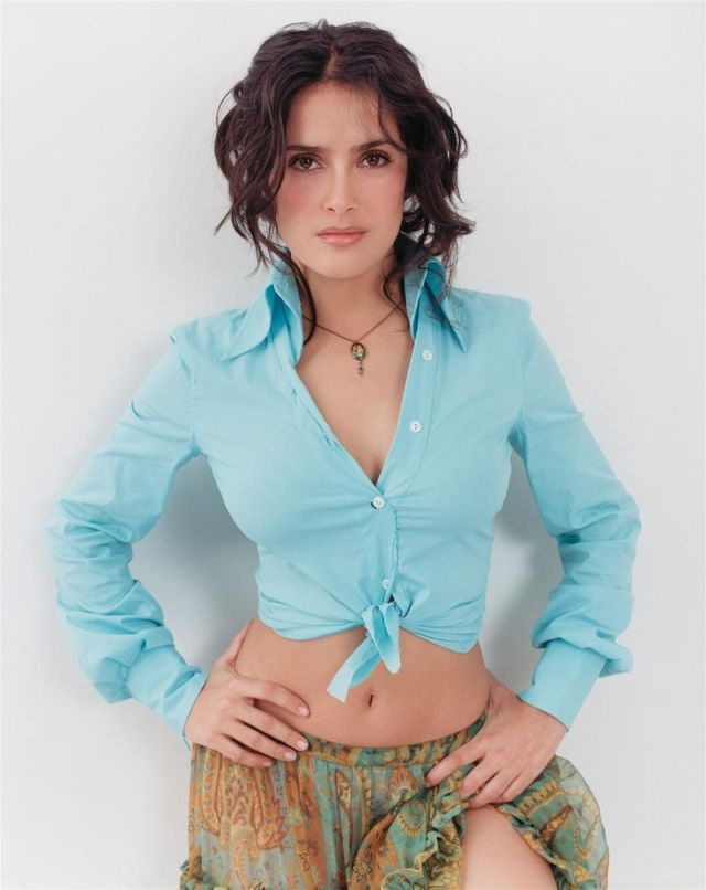 salma hayek looking sexy