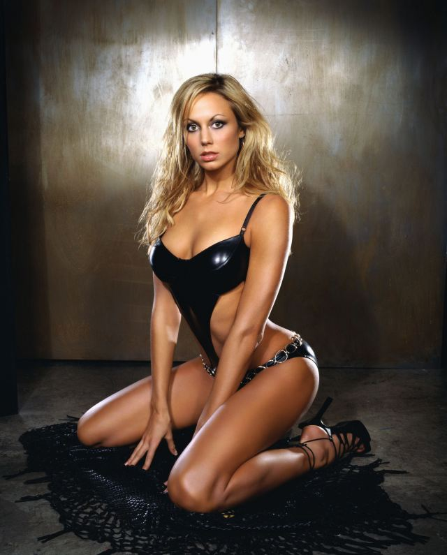 stacy keibler hot thighs