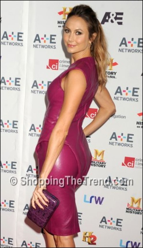 stacy keibler sexy booty