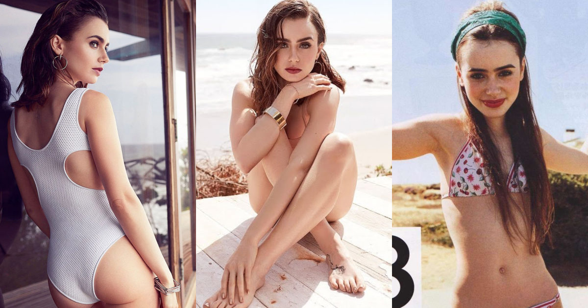 Hot lily collins 62 Lily