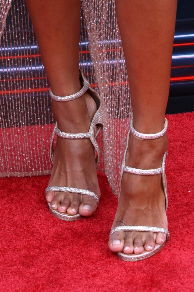 Ciara Beautiful Feet Image