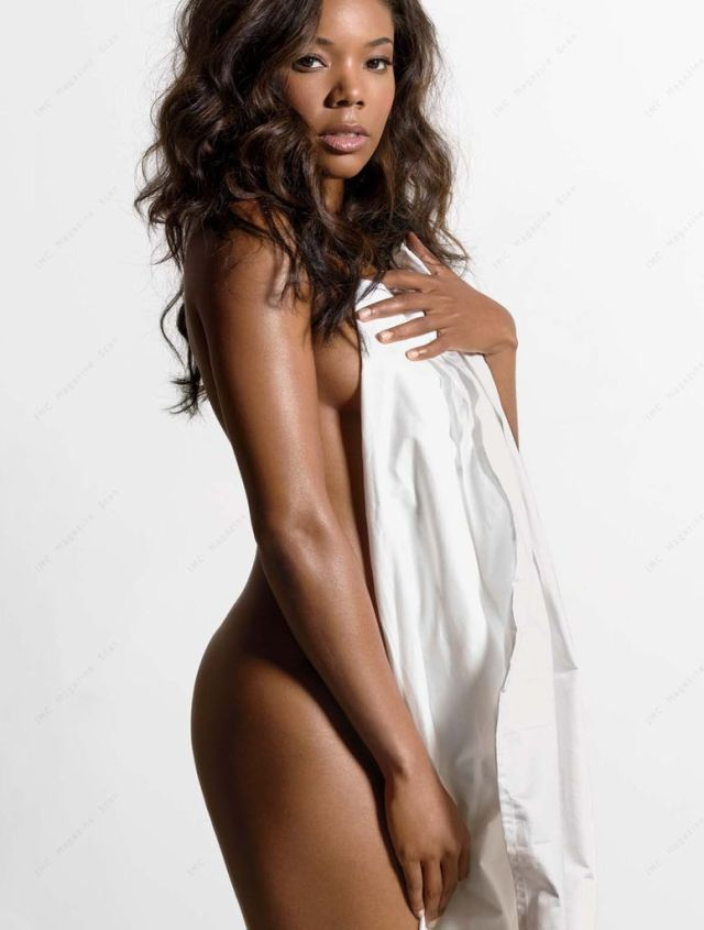 Gabrielle Union naked