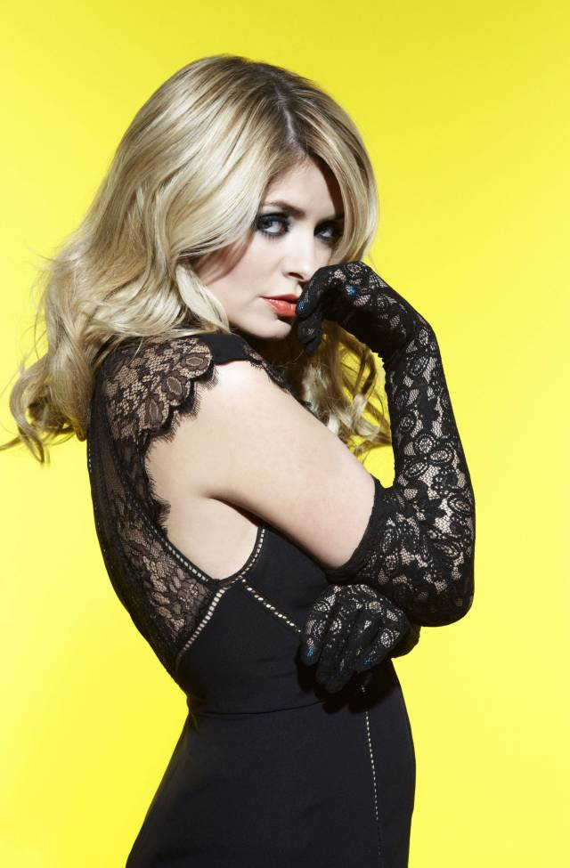 Holly Willoughby Hot Dress