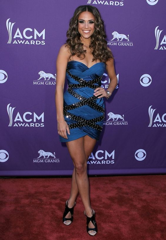 Jana Kramer on Red Carpet