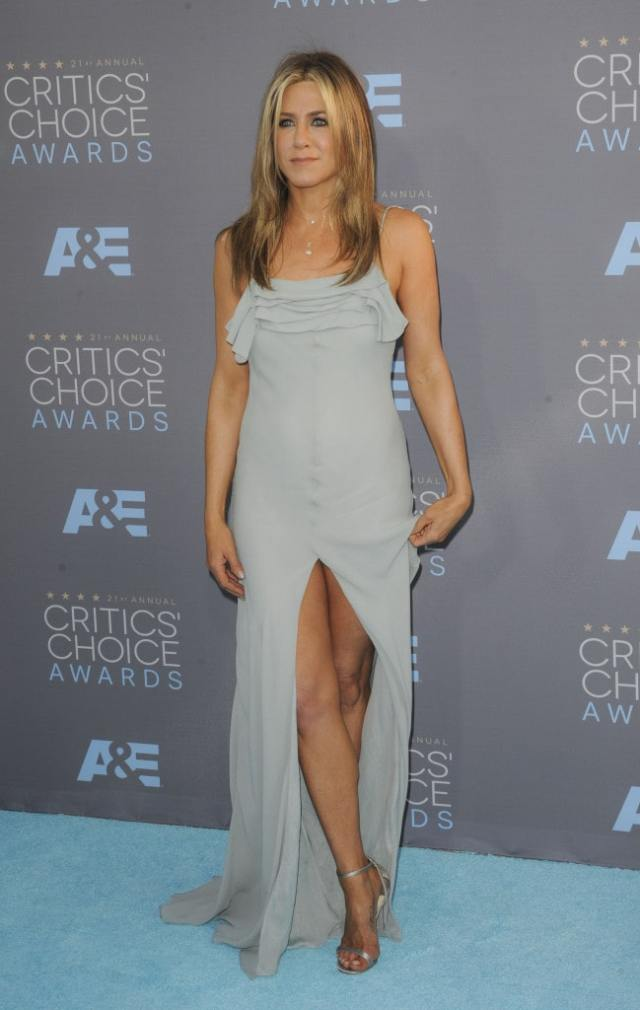 Jennifer Aniston on Critics Choice Awards