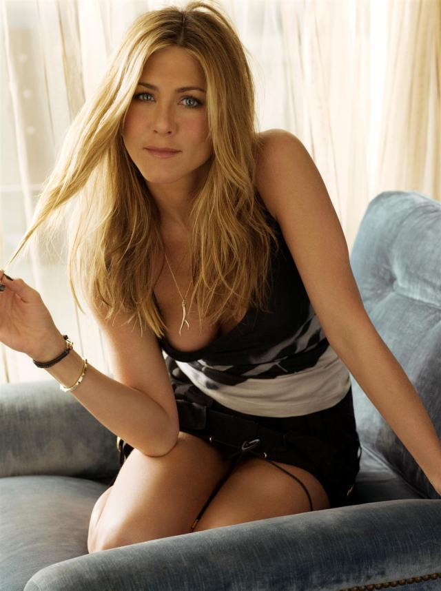 Jennifer Aniston on Photoshoot