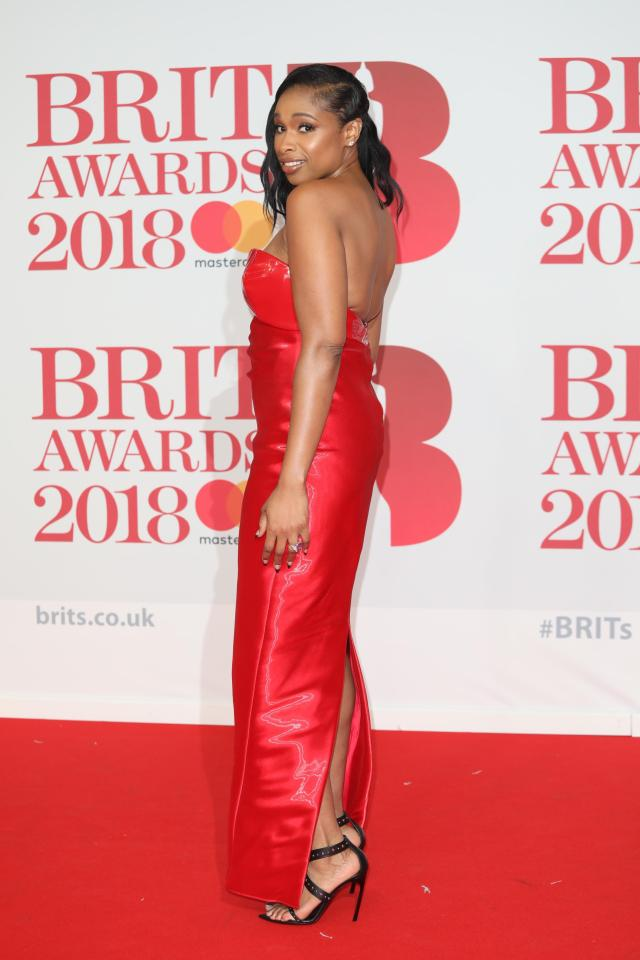 Jennifer Hudson on Awards 2018