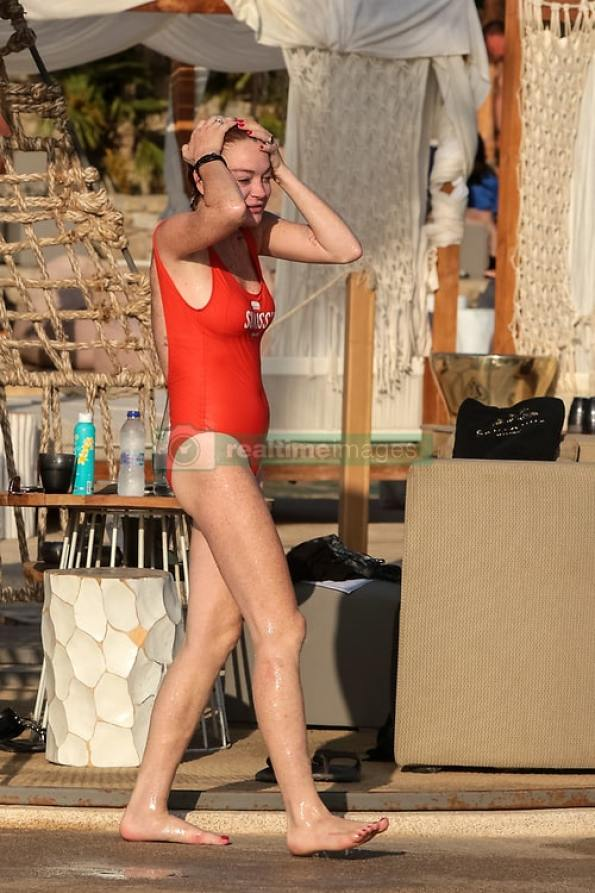 Lindsay Lohan sexy picture