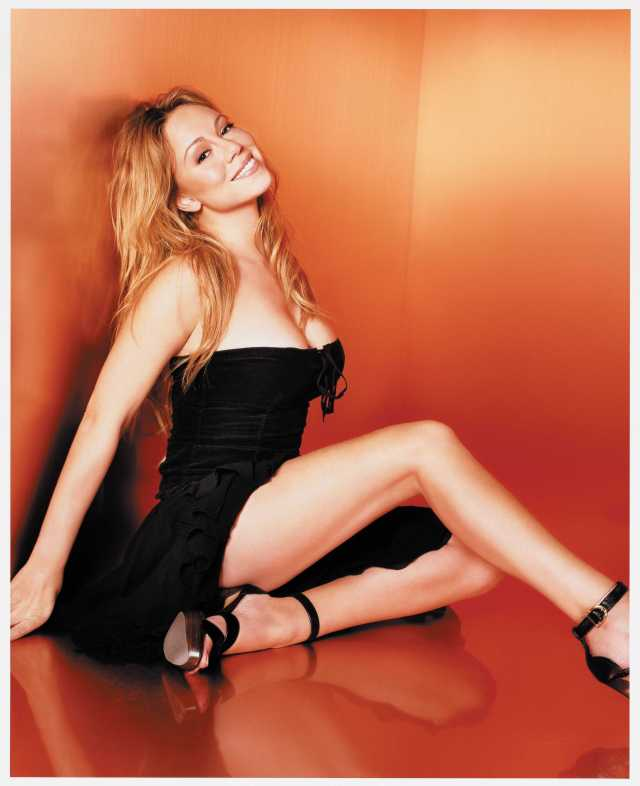 Mariah Carey feet awesome photos