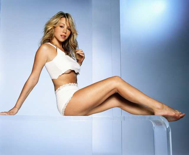 Mariah-Carey-legs hot pics