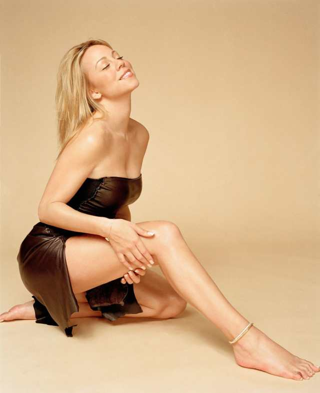 Mariah-Carey-legs pictures