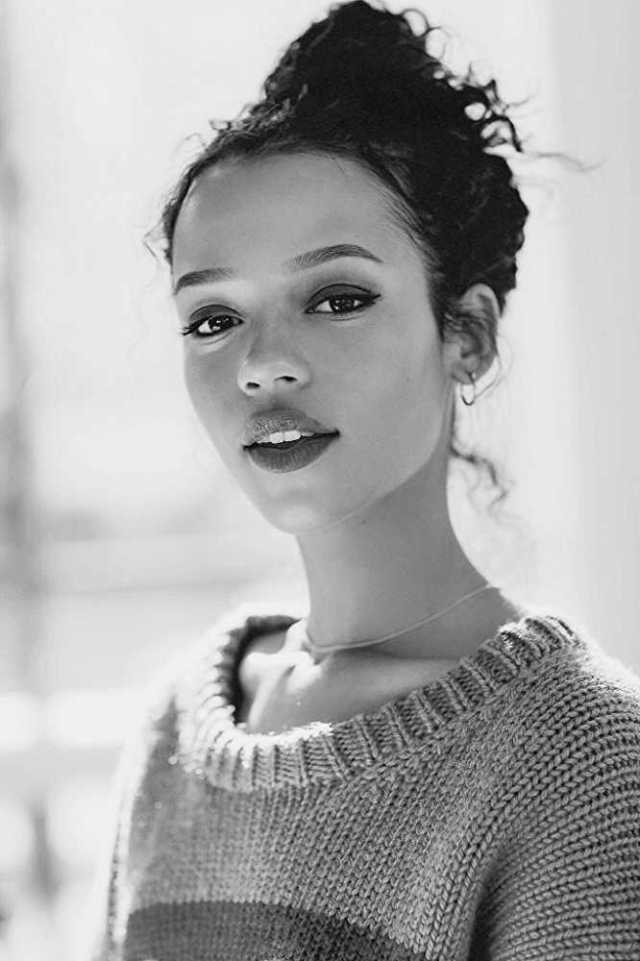 Taylor Russell Photoshoot