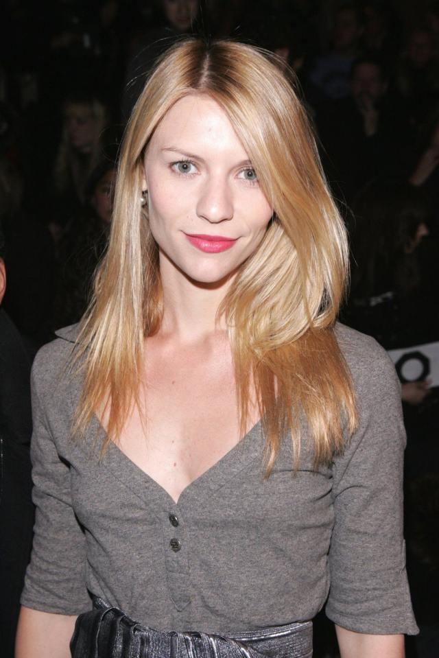 claire danes hot cleavage pics