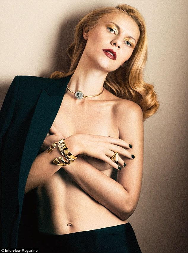 claire danes too hot