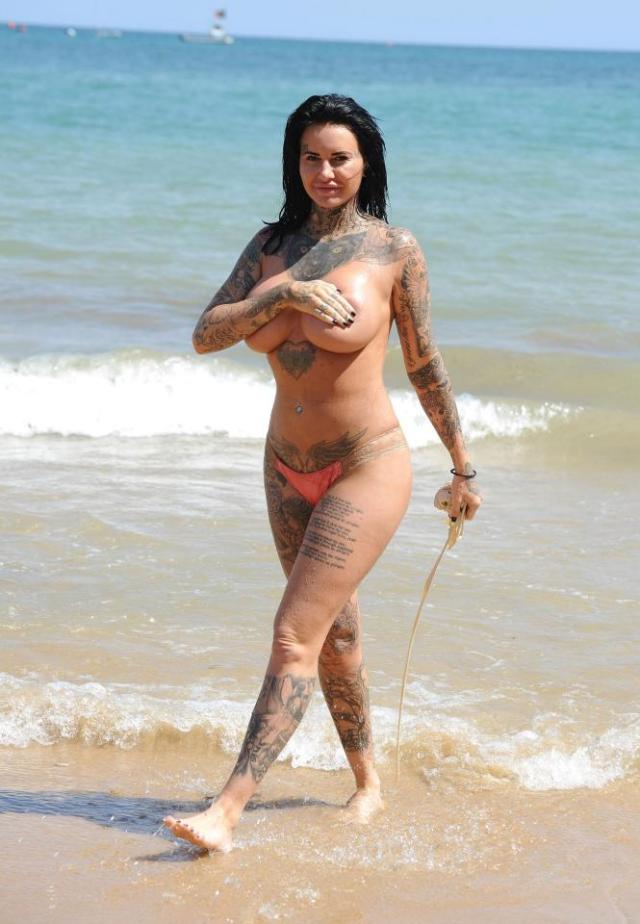 jemma lucy topless