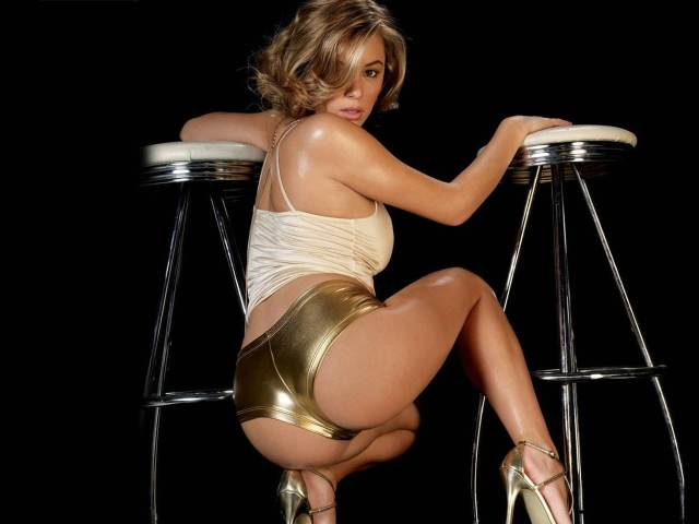 keeley hazell ass