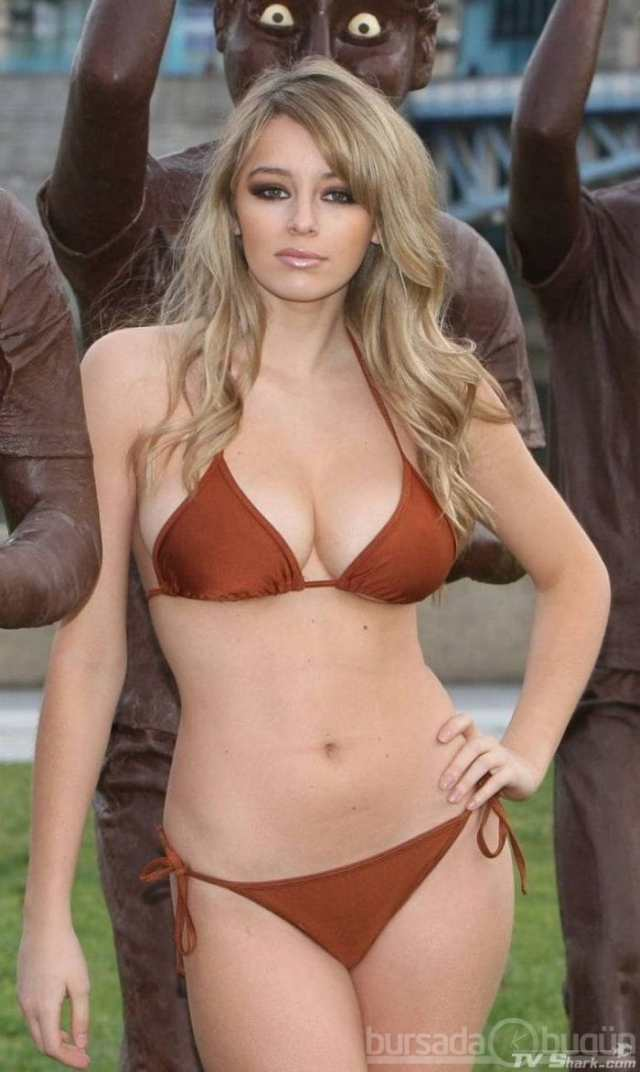 keeley hazell hot pictures