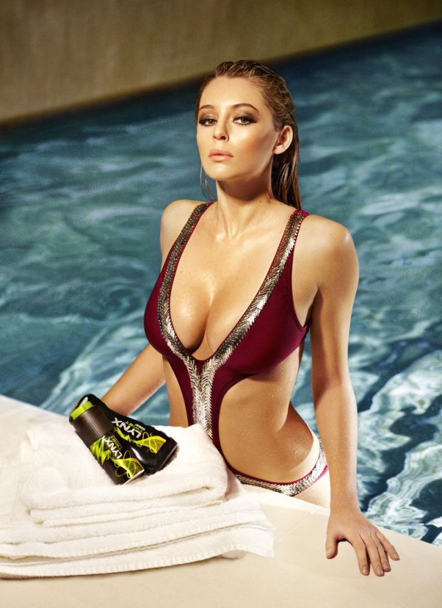 keeley hazell swimsuit
