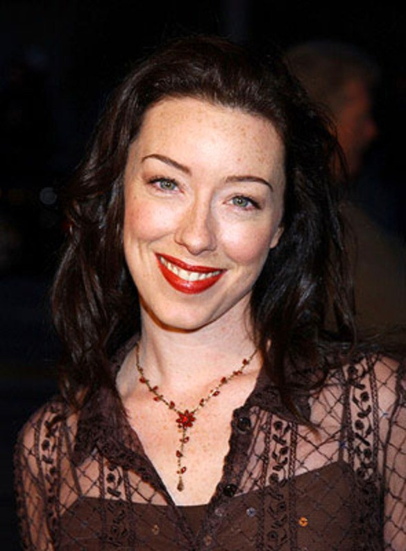 molly parker cute smile
