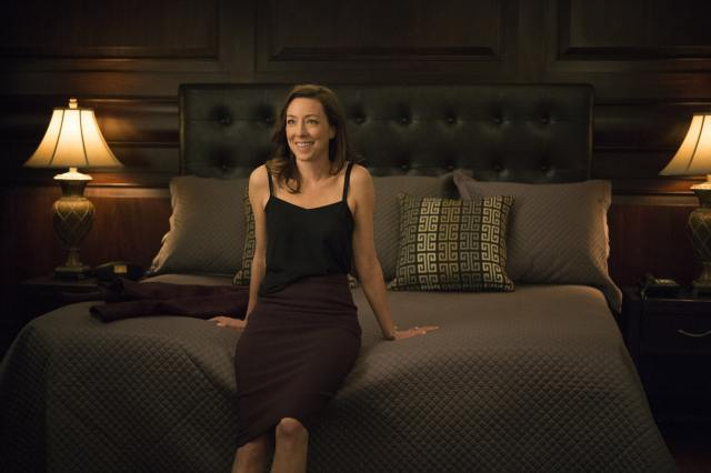 molly parker in bed