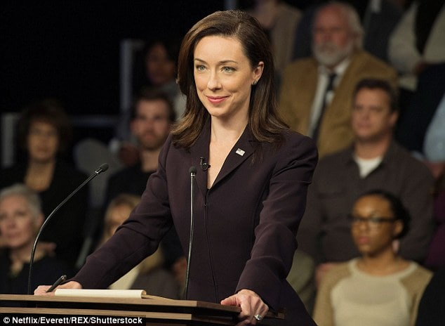 molly parker say something