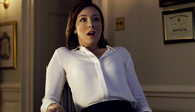 molly parker shocked