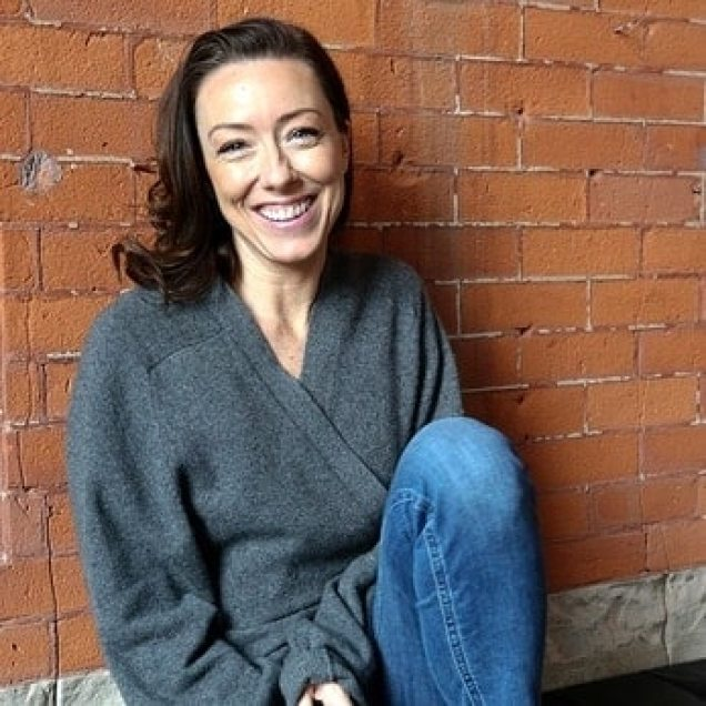 molly parker smile face