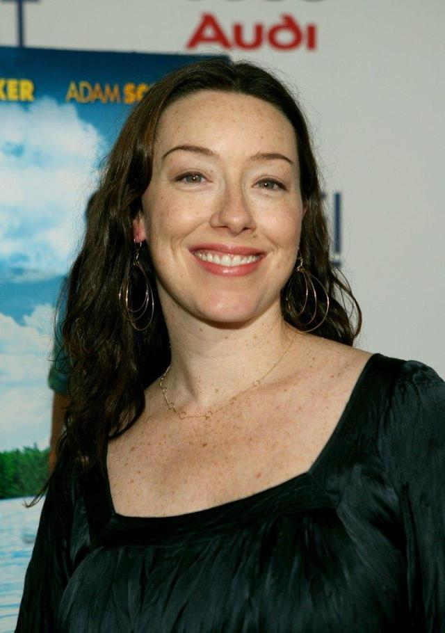 molly parker smile