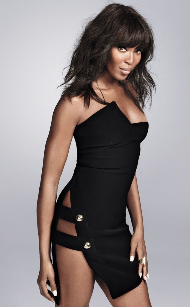 naomi campbell lingerie