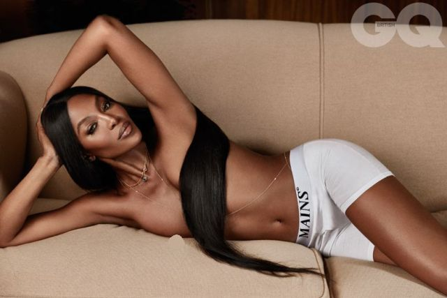 naomi campbell topless pictures