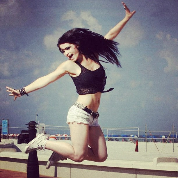 paige thighs