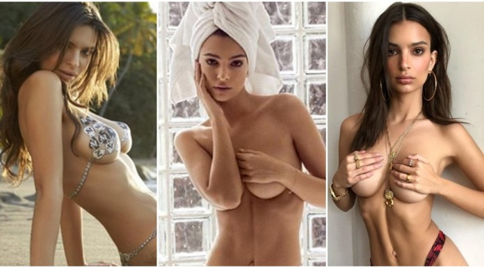 49 Sexy Emily Ratajkowski Boobs Pictures Will Bring ABig Grin On Your Face