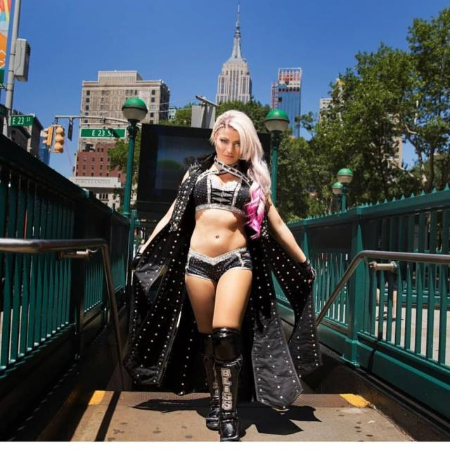Alexa Bliss hot pictures (2)