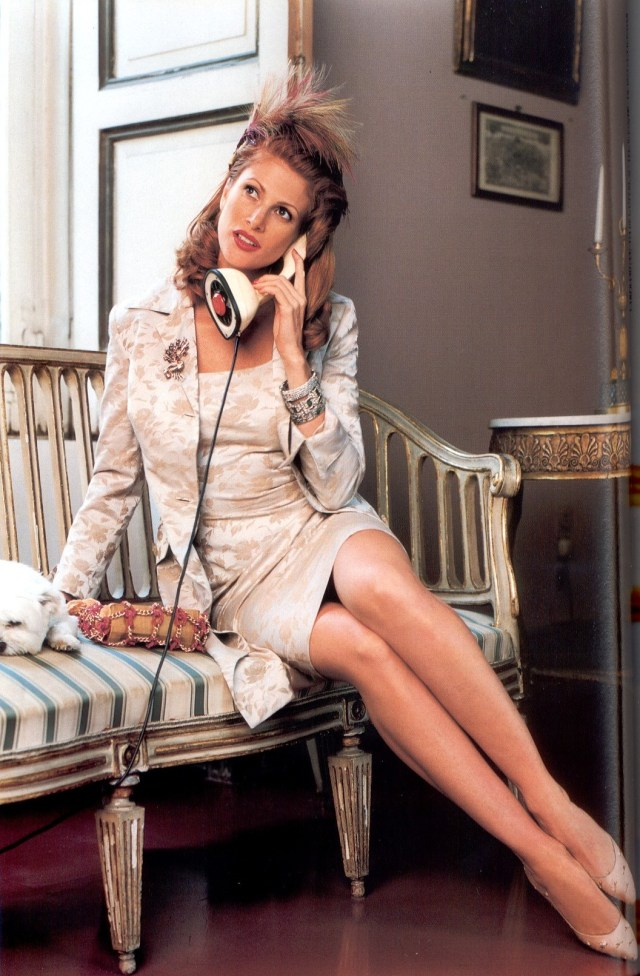 Angie Everhart hot lady pic