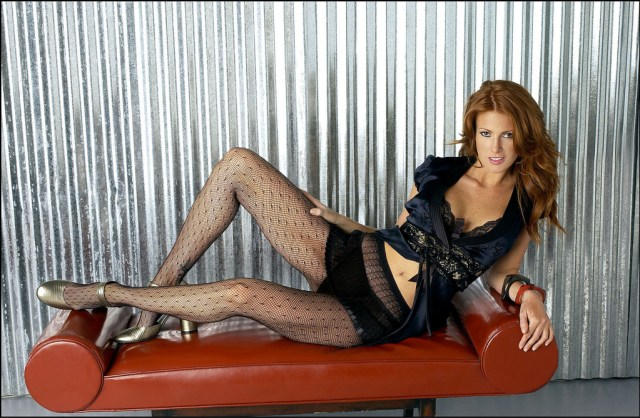 Angie Everhart very hot