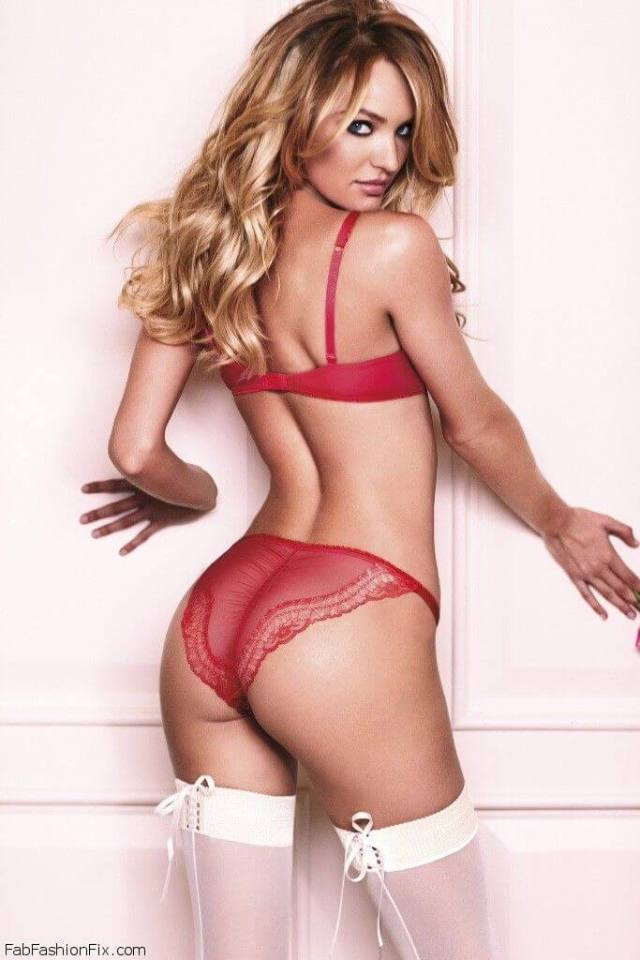 Candice Swanepoel sexy butt