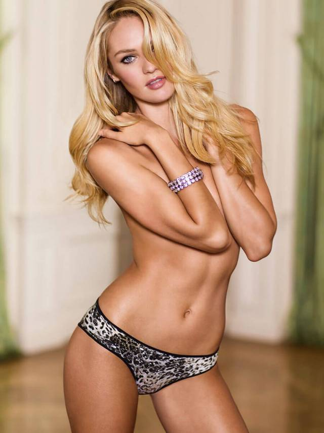 Candice Swanepoel topless pic