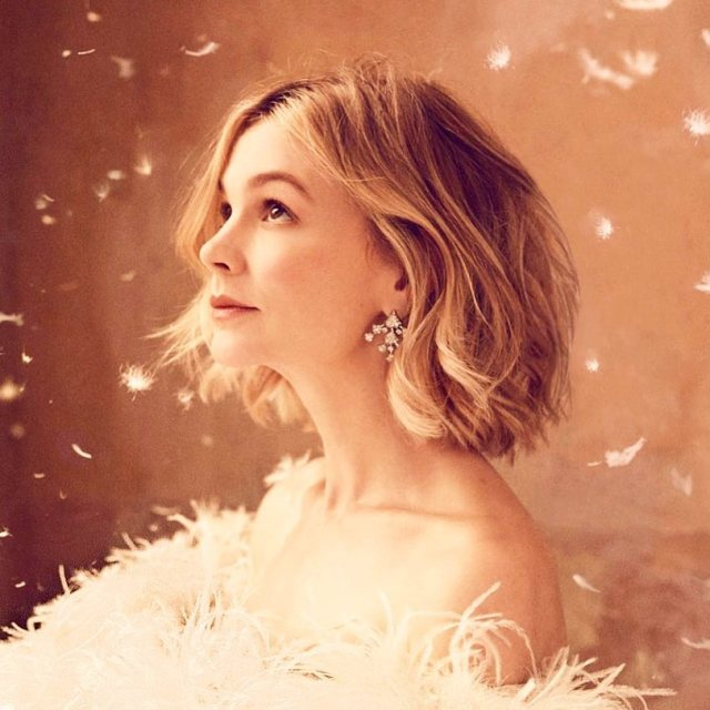 Carey Mulligan Beautifull Lips